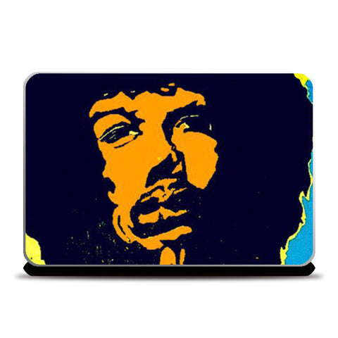 Laptop Skins, hendrix customLap Laptop Skins | Artist : akash biyani, - PosterGully