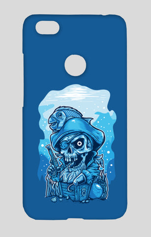 Cartoon Pirates Redmi Note 5A Cases | Artist : Inderpreet Singh