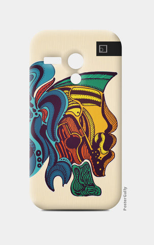 Moto G Cases, Nobody Moto G Cases | Artist : Siva kumar B, - PosterGully
