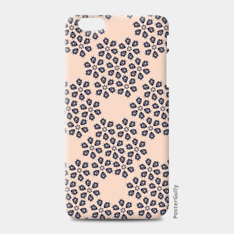 Floral Blizz.. iPhone 6 Plus/6S Plus Cases | Artist : Its ZentTangleD