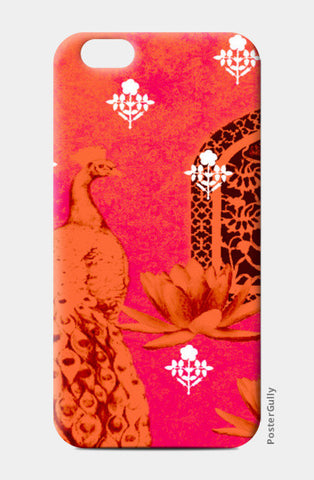 iPhone 6/6S Cases, White Peacock Art iPhone 6/6S Cases | Artist : Jignesh Waghela, - PosterGully
