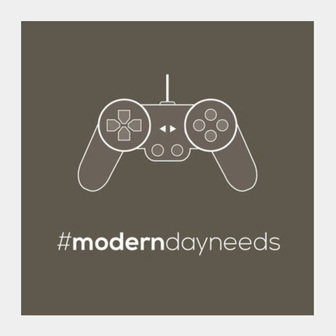 Square Art Prints, Modern day needs - Consoles Square Art Prints | Artist : Ashley Abraham, - PosterGully
