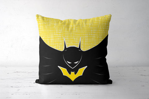 batman dark knight gotham  Cushion Covers | Artist : BY Darakhsha Dandekar, Karan Mehta and Udit Shah