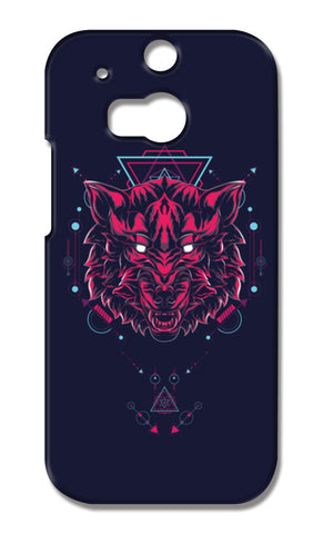 Wolf HTC One M8 Cases | Artist : Inderpreet Singh