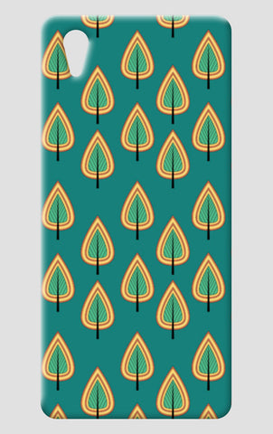 Leaf design pattern One Plus X Cases | Artist : Designerchennai