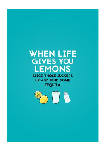 PosterGully Specials, Lemons Wall Art | Artist : Arif Ahmad, - PosterGully