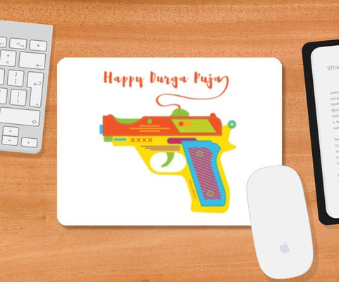 Mousepad, Durga Puja Special Mousepad | Piyush Singhania, - PosterGully