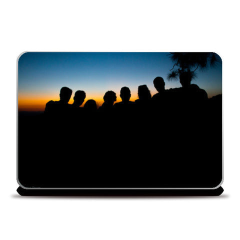 Laptop Skins, Friends Laptop Skins | Artist : Adama Toure, - PosterGully