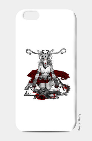 iPhone 6/6S Cases, Mahakali iPhone 6/6S Cases | Artist : Neil Gurung, - PosterGully