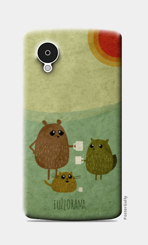 Nexus 5 Cases, Coffee Break Nexus 5 Case | Artist: Alessandro Formigoni, - PosterGully