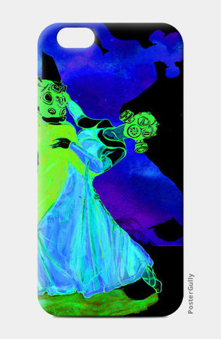 iPhone 6/6S Cases, Toxic Waltz iPhone 6/6S Cases | Artist : Kokila Bhattacharya, - PosterGully