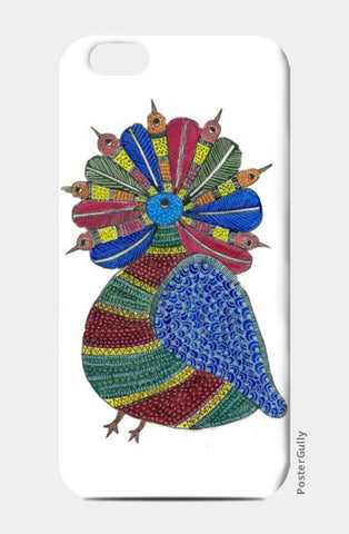 iPhone 6 / 6s, Funky Tribal iPhone 6 / 6s case I Gayatri Iyer, - PosterGully