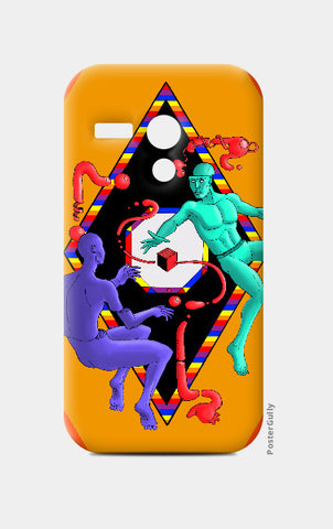 Moto G Cases, Float Moto G Case | Artist: Sidharth Ojha, - PosterGully