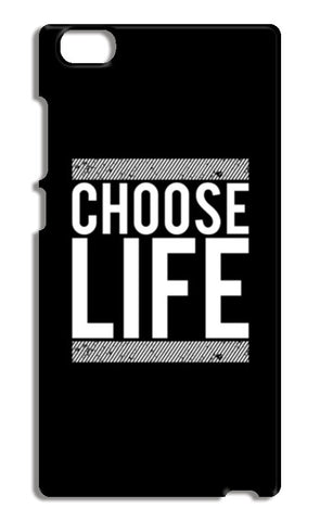 Choose Life Xiaomi Mi Note Cases | Artist : Designerchennai