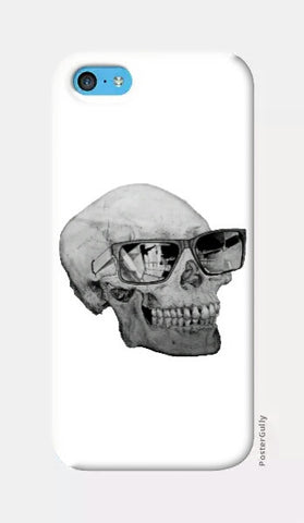 iPhone 5c Cases, Cool Skull iPhone 5c Case | Shashank Sharma, - PosterGully