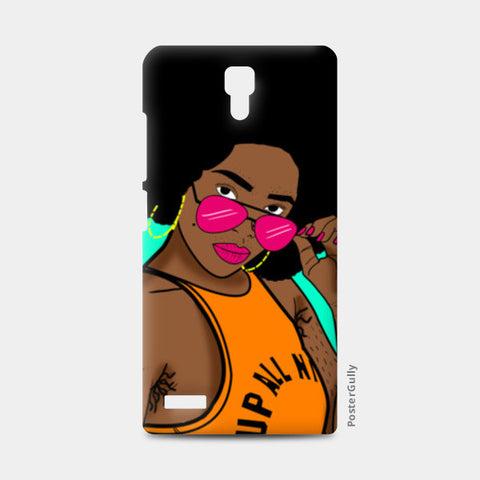 SWAG Redmi Note Cases | Artist : DISHA BHANOT