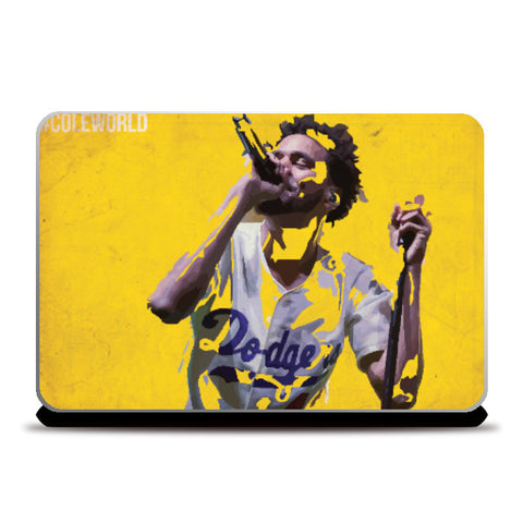 Laptop Skins, Cole World Laptop Skin  | Artist: Swag Anusaar, - PosterGully