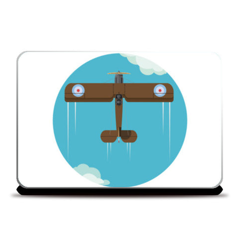 Bristol F.2 Fighter Laptop Skins | Artist : Himanshu Sood