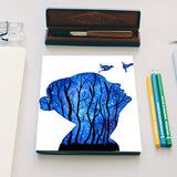 Double Exposure Notebook | Artist : Rahul Tanwar