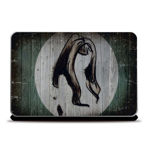 Laptop Skins, Faceless Laptop Skin | Anushree, - PosterGully