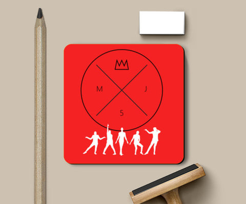 Coasters, Power Of Dance Coasters | Artist : MJ5 Officials, - PosterGully