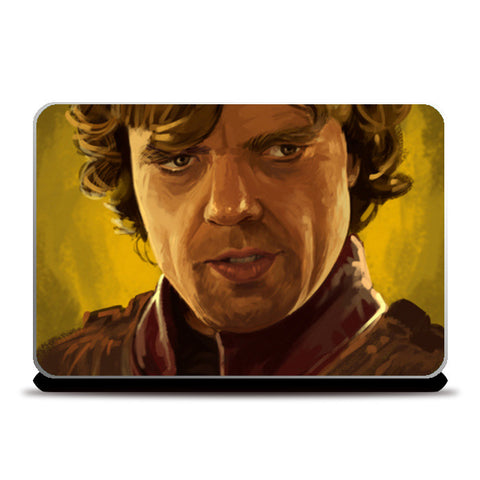 Game of Thrones - Tyrion the imp Laptop Skins | Artist : Aniruddha Lele