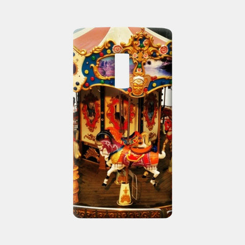 One Plus Two Cases, Carousel One Plus Two Cases | Artist : Yagneswar, - PosterGully
