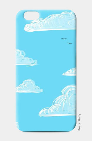 Sky is the limit iPhone 6/6S Cases | Artist : Maitreyeeee