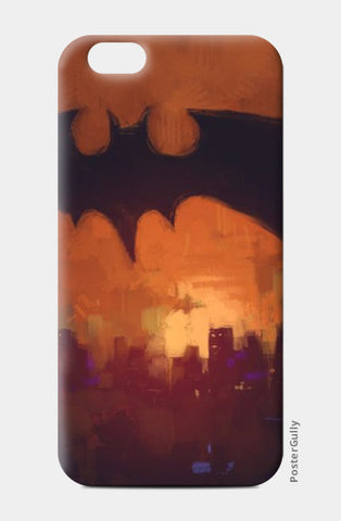 iPhone 6 / 6s, Bat City iPhone 6 / 6s Case | Artist: Aniruddha Lele, - PosterGully