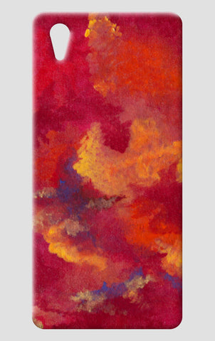 Autumn Clouds One Plus X Cases | Artist : Shubhangni Gupta