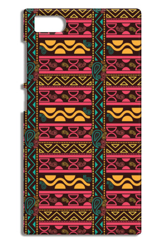 Abstract geometric pattern african style Mi3-M3 Cases | Artist : Designerchennai