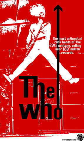 Brand New Designs, The Who Artwork | Artist: Devraj Baruah, - PosterGully - 1