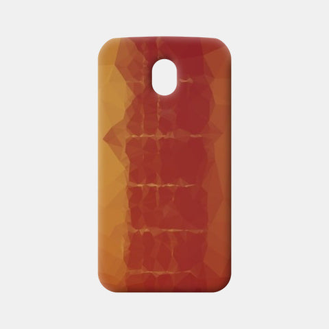 polygonal guitar Moto G3 Cases | Artist : Aakarsh Sharma