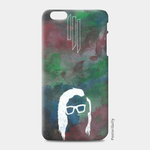 skrillex minimalist iPhone 6 Plus/6S Plus Cases | Artist : Raj Patel