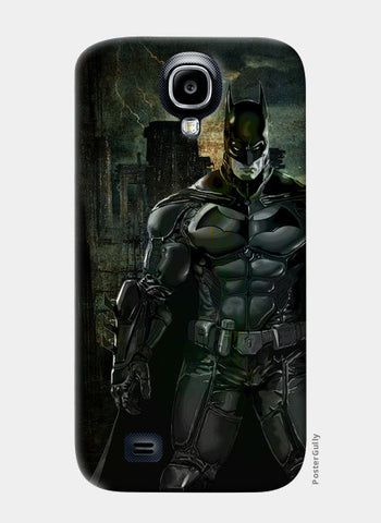 Samsung S4 Cases, Batman - Arkham Origins Samsung S4 Cases | Artist : Melwin Jose, - PosterGully