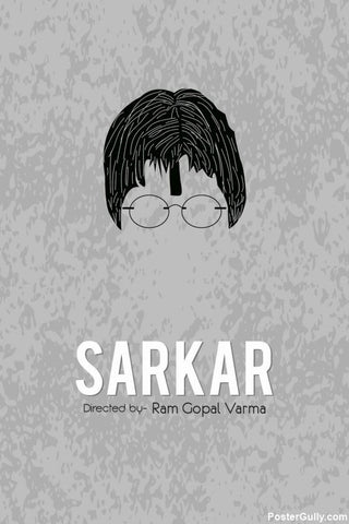 Wall Art, Sarkar Artwork | Artist: Rohit Kumar, - PosterGully - 1