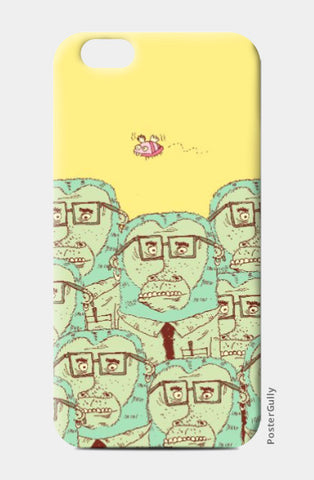 iPhone 6 / 6s, apes iPhone 6 / 6s case | Artist : Aroop Mishra, - PosterGully