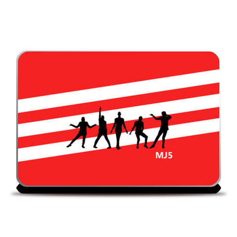 Laptop Skins, MJ Laptop Skins | Artist : MJ5 Officials, - PosterGully