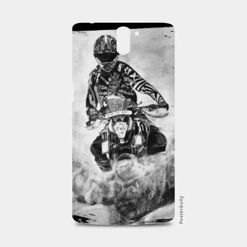 Racing Bike One Plus One Cases | Artist : Quamar Saghir