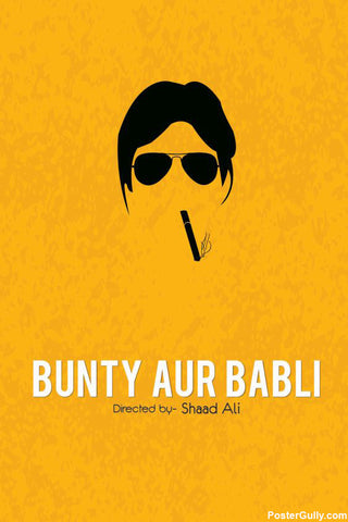Brand New Designs, Bunty Aur Babli Artwork | Artist: Rohit Kumar, - PosterGully - 1