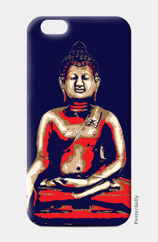 iPhone 6/6S Cases, BUDDHA iPhone 6/6S Cases | Artist : abhijeet sinha, - PosterGully