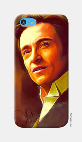 Hugh Jackman iPhone 5c Cases | Artist : Delusion