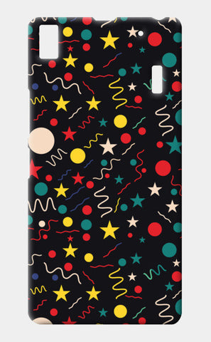 Seamless abstract pattern with geometric shapes Lenovo A7000 Cases | Artist : Designerchennai