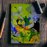 abstract 8861101 Notebook | Artist : pol ledent