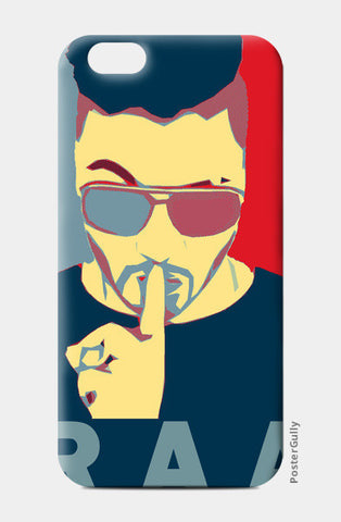 Raftaar iPhone 6/6S Cases | Artist : Chintan Sapovadiya