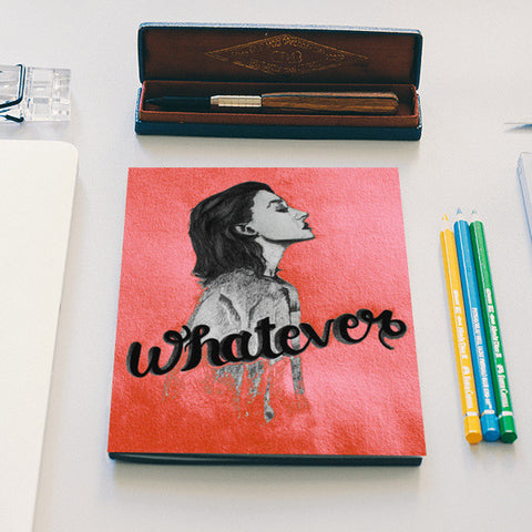 Whatever Notebook | Artist : Maeday