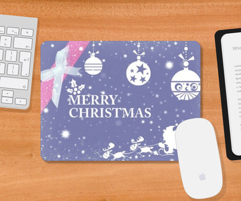 Mousepad, Christmas MousePad Mousepad | Artist : Anushree Jaiswal, - PosterGully