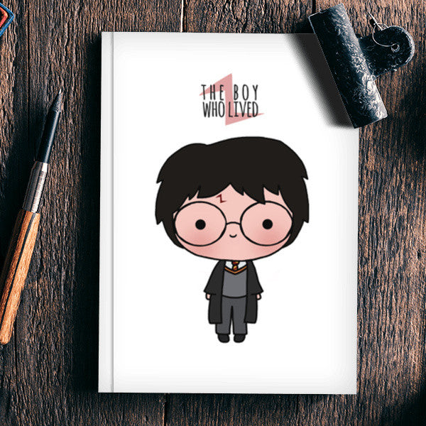 harry potter doodle notebook artist naeema rezmin