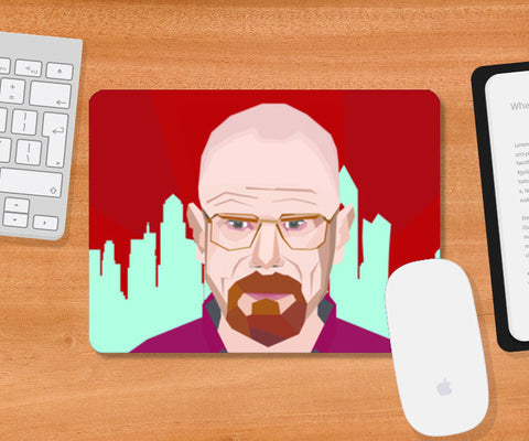 Mousepad, Old Man Mousepad | Artist : marika, - PosterGully
