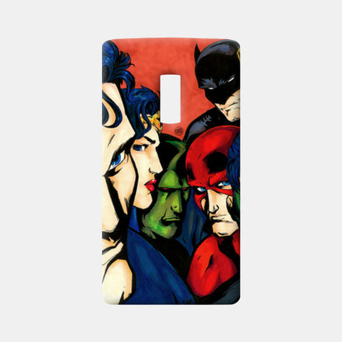 One Plus Two Cases, JLA fan art One Plus Two Cases | Artist : Monisha Miriam, - PosterGully